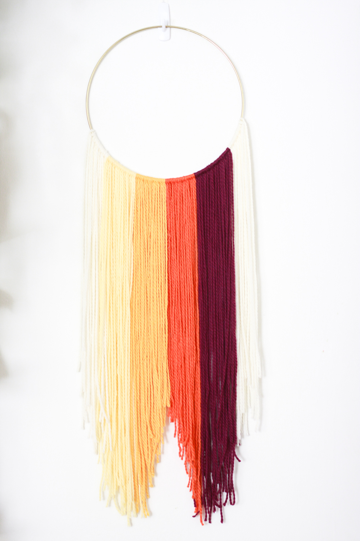 vintage hanging textile