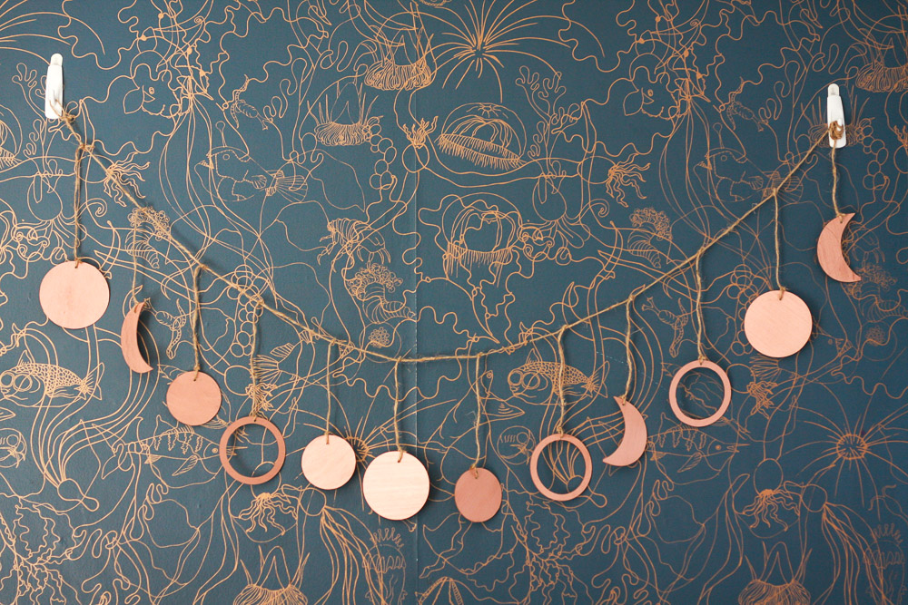 garland how to make
