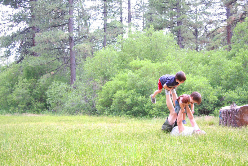 Idyllwild Park Camping- Because We Are Not Afraid Of Nature