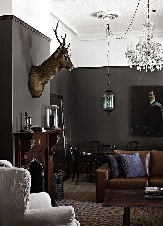 Grey Rooms ~ peeinn.com