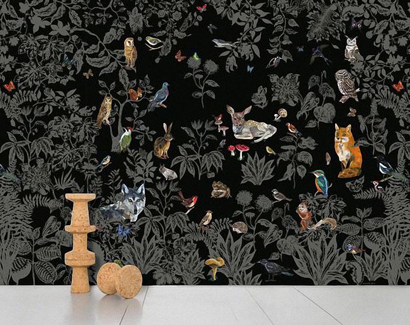 Jestcafe Wallpaper For Nursery 2