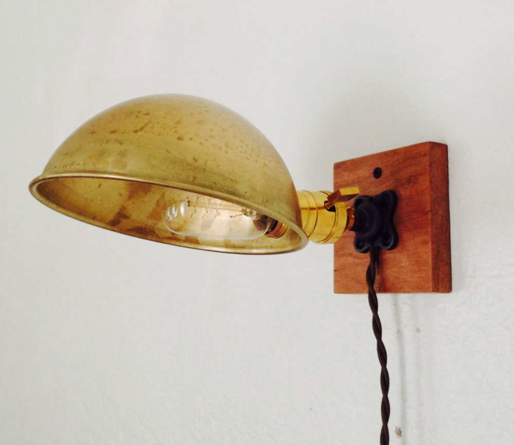 Snooping On Etsy: Beautiful Sconces - Jest Cafe