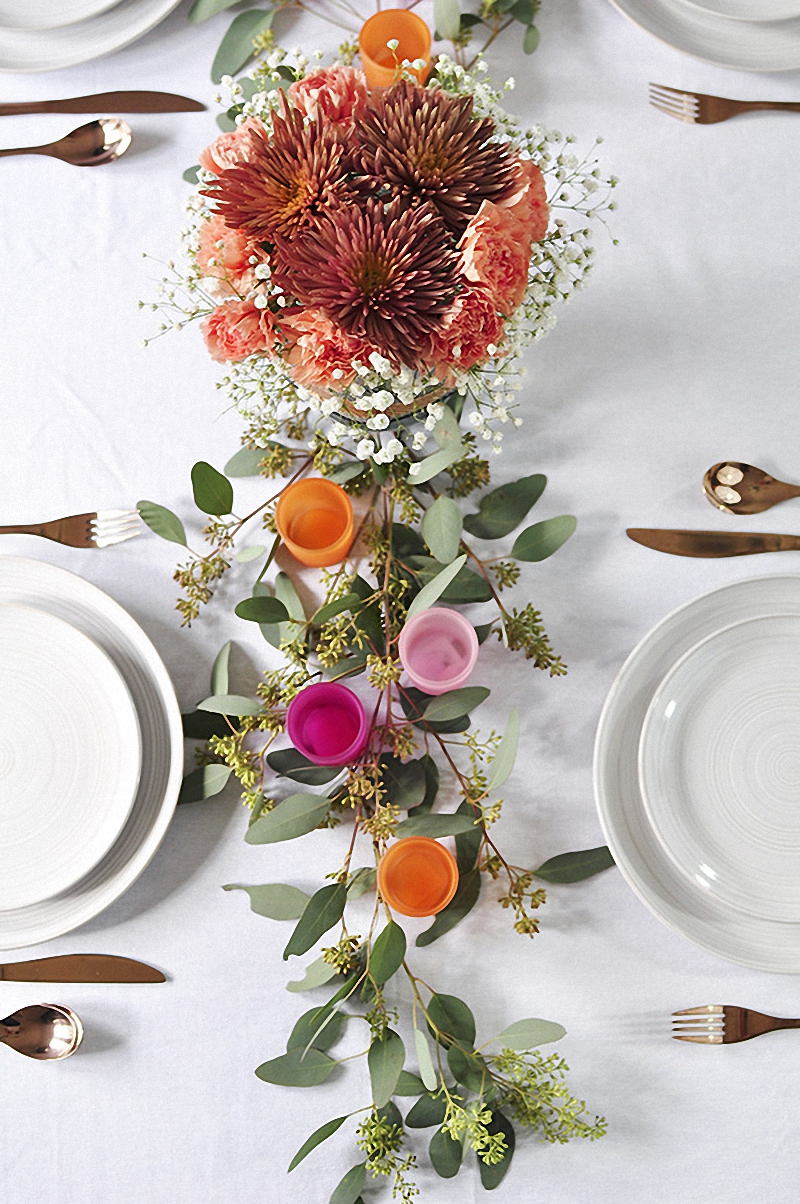 17 easy and cheap ideas for your thanksgiving table Cheap thanksgiving table setting ideas