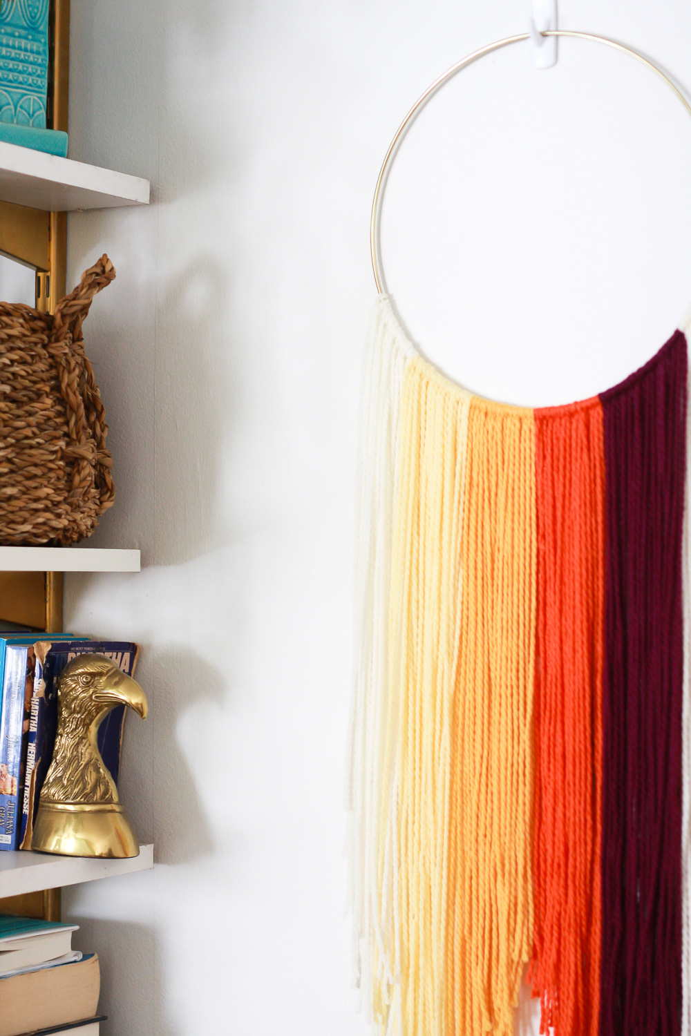 hanging textile for your bedroom