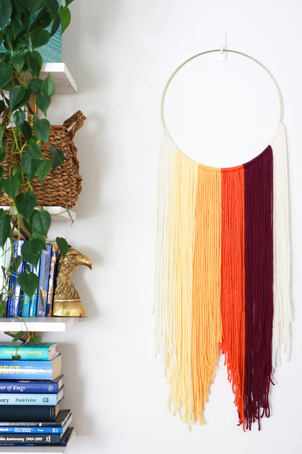 hanging textile for your living room