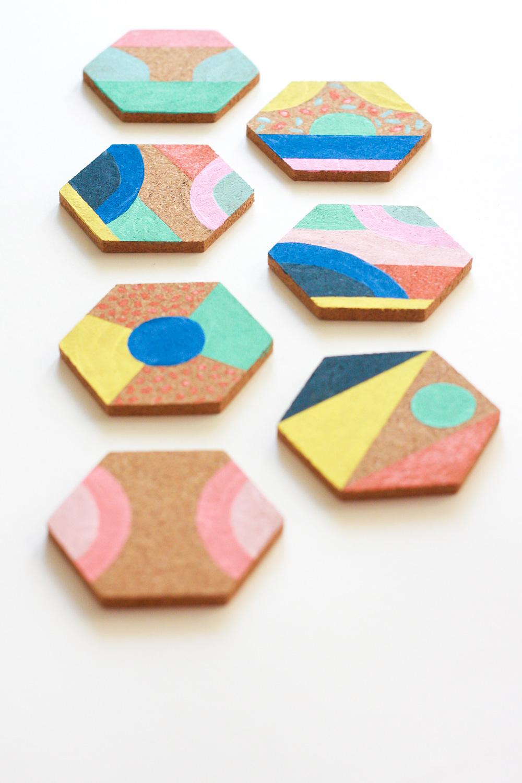 create coasters
