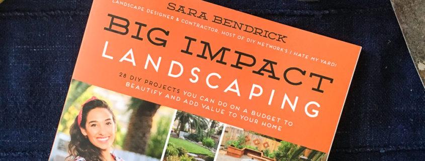 sara kendrick landscaping book