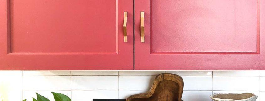 cabinet door mat